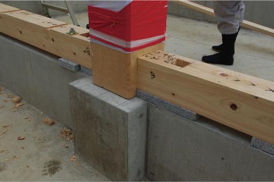 構造の安全性能(耐震性)の画像